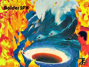 Bolder SFX cover